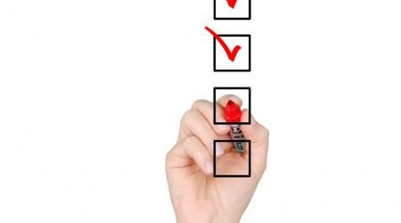 Bewijs-checklist