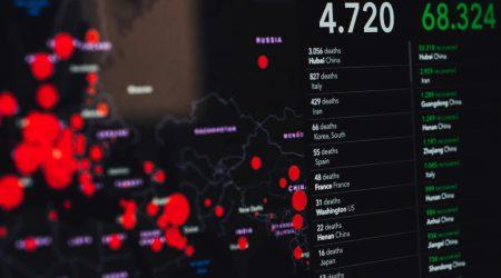 COVID-19-kaart-data