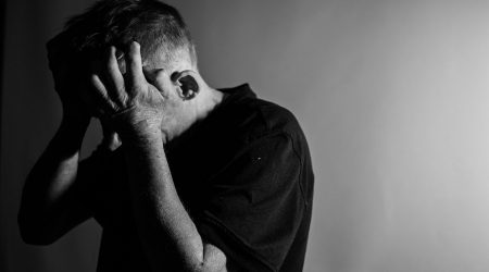 Sadness Jittery Depression Man Anger